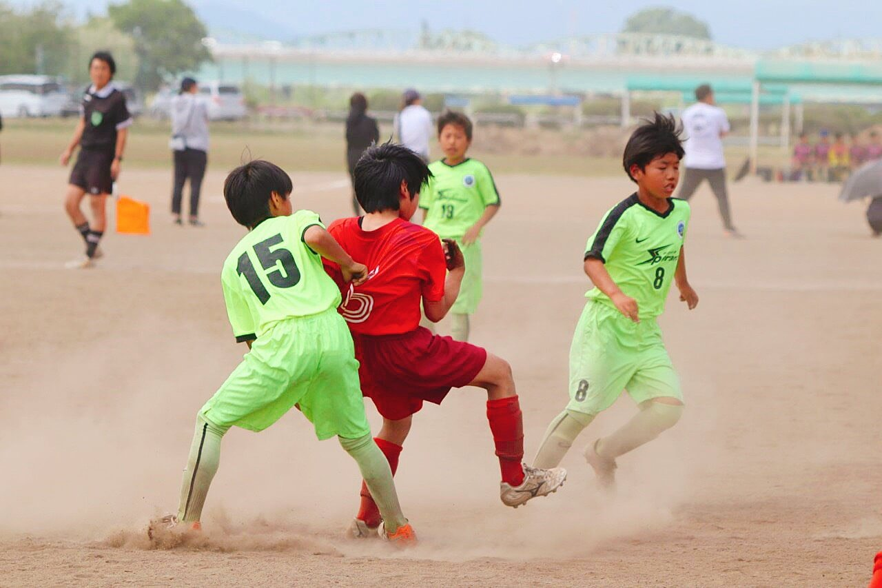U12リーグ 第4節 in石井No.4